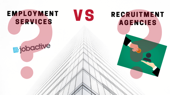 Employment Services VS Recruitment Agencies